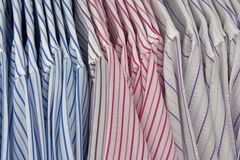 Camisas sleeved longas Fotos de Stock