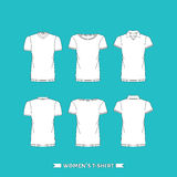 Camiseta 2 Imagen de archivo libre de regalías