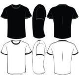 Camiseta ilustración del vector