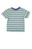 Camiseta rayada Fotografía de archivo libre de regalías
