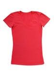 Camiseta rosada Imagen de archivo