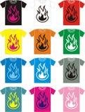 Camiseta \ 's Fotos de archivo