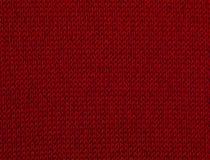 Camiseta vermelha macro III Fotografia de Stock Royalty Free