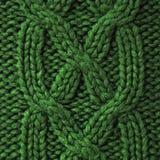 Camisola verde Fotos de Stock Royalty Free