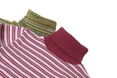 Camisolas para tennagers. Fotografia de Stock