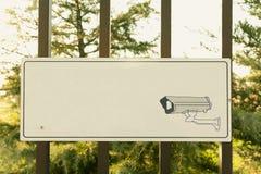 Camma di sicurezza Fotografia Stock