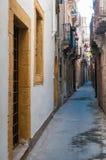 Camminando con Siracuse Fotografia Stock Libera da Diritti