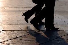 Camminare Fotografia Stock