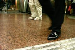 Camminare dei piedini Immagine Stock Libera da Diritti