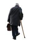 Camminare via?. Fotografia Stock Libera da Diritti