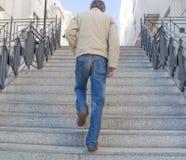 Camminare via Immagini Stock Libere da Diritti