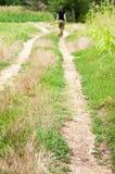 Camminare via Fotografia Stock Libera da Diritti