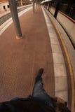 Camminata Fotografie Stock Libere da Diritti