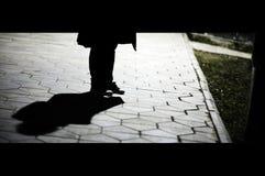 Camminata Fotografia Stock Libera da Diritti