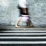 Camminata Immagini Stock Libere da Diritti