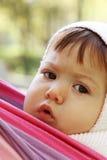 Camminata con il bambino fotografia stock libera da diritti