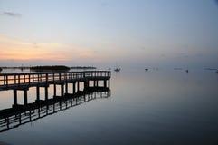 Camminata della scheda - Key West fotografia stock libera da diritti
