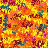 Cammuffamento seamless-25 illustrazione vettoriale