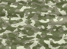Camo camouflage fabric background Royalty Free Stock Photo