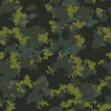 Camo de mode Modèle coloré de vecteur de camouflage Conception sans couture de tissu illustration de vecteur