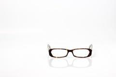 Camo-Gläser mit klarer Linse Stockfotografie