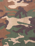 Camo Pattern. A photo of camouflage material Stock Photo