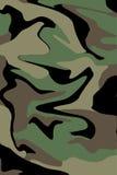 Camo Strudel-Effekt Stockbild