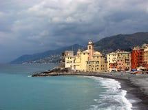 camogli Ιταλία στοκ εικόνες με δικαίωμα ελεύθερης χρήσης