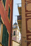 Camogli Ιταλία στοκ φωτογραφία με δικαίωμα ελεύθερης χρήσης