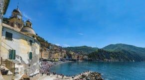 Camogli Ιταλία στοκ εικόνα με δικαίωμα ελεύθερης χρήσης