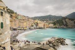 camogli Ιταλία Στοκ Εικόνες