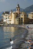 Camogli Stock Photo