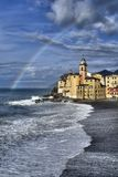 Camogli 1765 Stock Photos