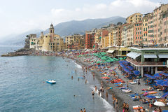 Camogli Royalty Free Stock Photography
