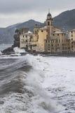 Camogli Stock Foto's