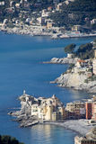 Camogli Royalty Free Stock Images