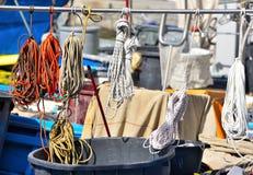 Camogli, Genova, Italia fotografie stock libere da diritti