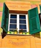 Camogli, Genova, Italia fotografia stock