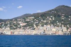Camogli, Italian Riviera Royalty Free Stock Images