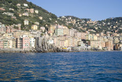 Camogli, Italian Riviera Stock Photos