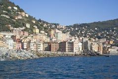 Camogli, Italian Riviera Stock Images