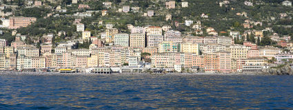 Camogli, Italian Riviera Royalty Free Stock Photos