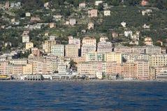 Camogli, italiano Riviera Immagini Stock