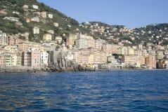 Camogli, italiano Riviera Fotografie Stock