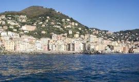 Camogli, italiano Riviera Fotografia Stock