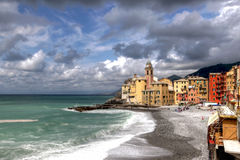 Camogli, Italy Stock Photos