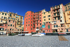 Camogli, Italy Stock Images