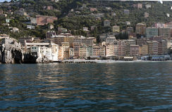 Camogli italy Stock Images