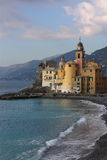 Camogli Liguria Stock Photo
