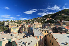 Camogli, Liguria, Italy Royalty Free Stock Photo